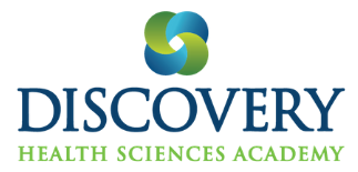 Discovery Health Sciences Academy logo